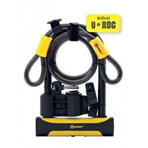 ANTIVOL U AVEC CABLE MODELE AUVRAY - 39.90€