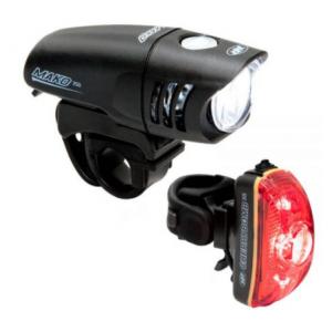 Éclairage de vélo MAKO 250 / CHERRYBOMB 35 COMBO Nite Rider - 39,90€