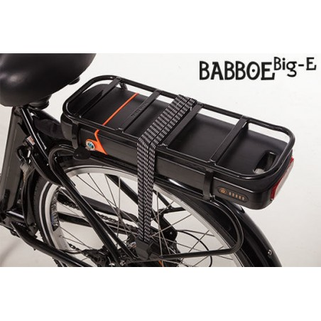 TRIPORTEUR ELECTRIQUE : Modèle BABBOE BIG - 2299€
