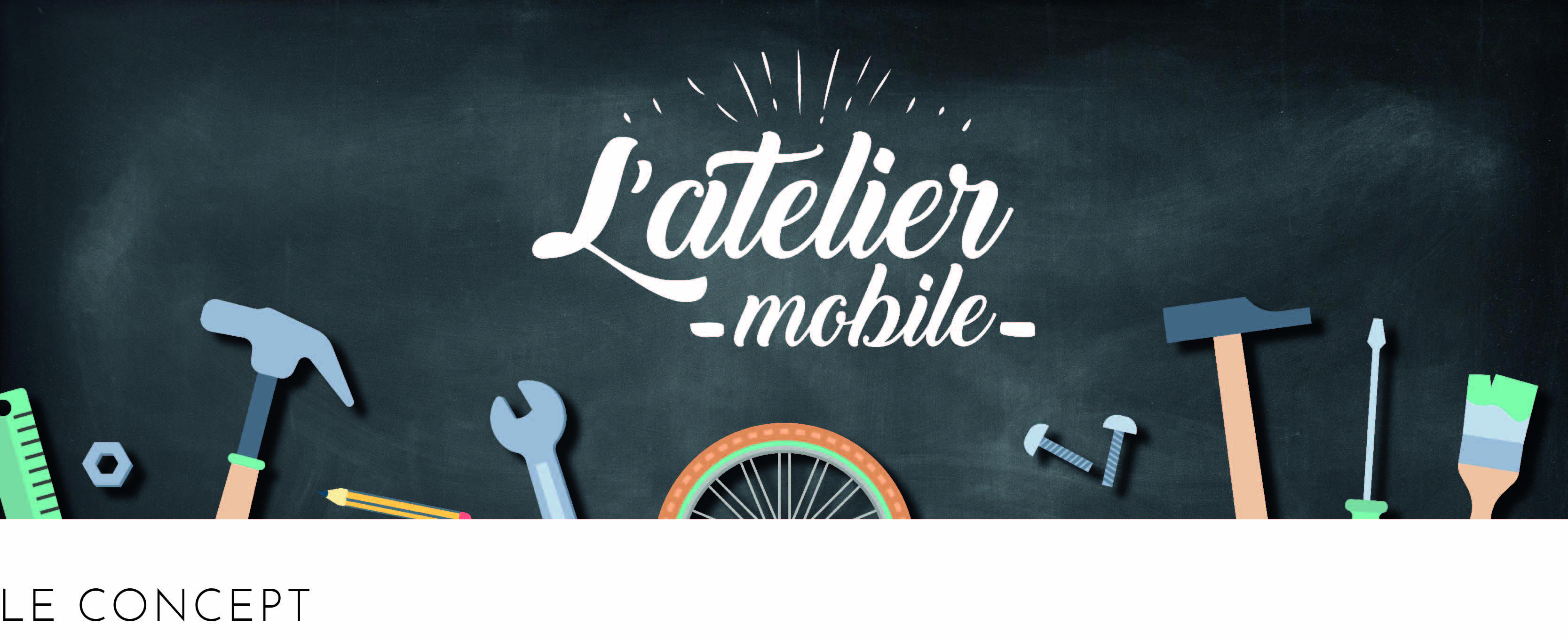 L'atelier mobile de Citibike