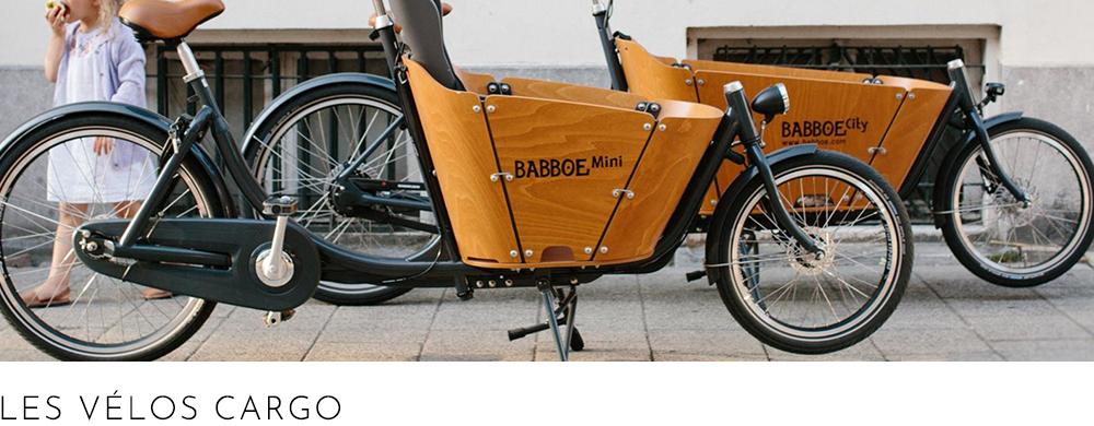 Les vélos cargo électriques Citibike pour les entreprises et les collectivités