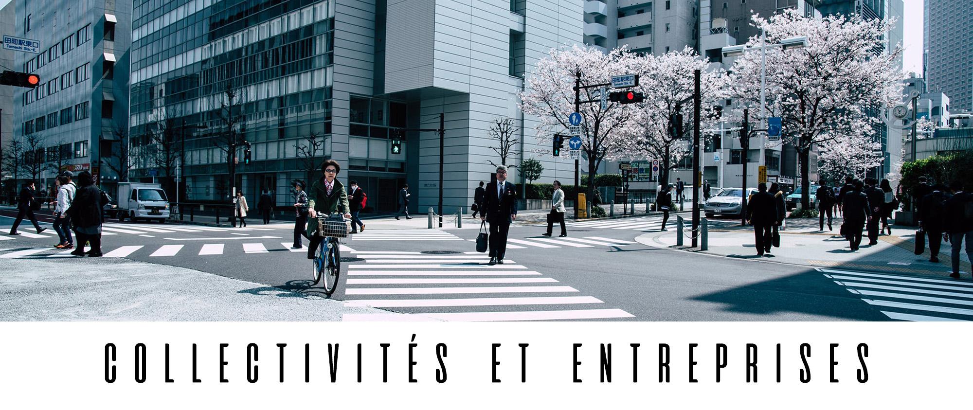 Les offres Citibike pour les collectivités et les entreprises