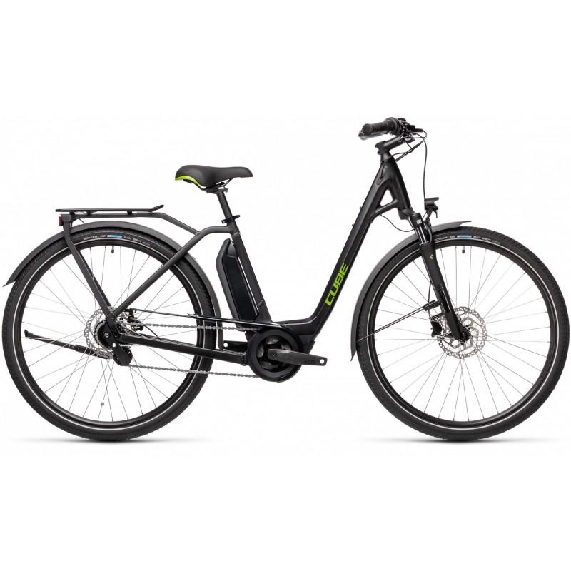 Vélo à assistance électrique Cube Town pour la ville