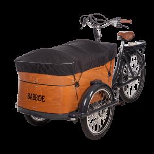 BACHE DE PROTECTION BABBOE CURVE AVEC TENDEURS - 39.90€