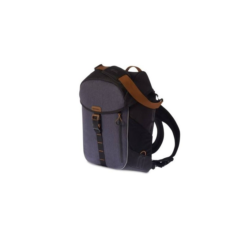 SAC A MAIN / SACOCHE AR VELO LATERALE BASIL MILES LATERAL DROIT/GAUCHE WATERPROOF 32L 69,90€