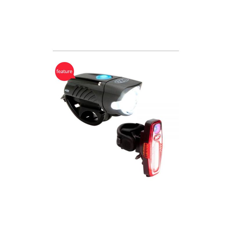 ECLAIRAGE VELO : SWIFT 450 / SABRE 80 COMBO - 64.90€