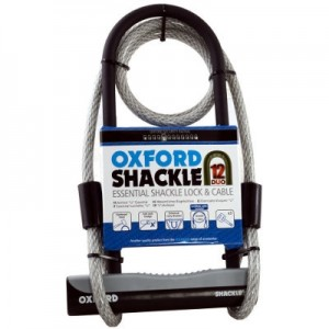 ANTIVOL U SHACKLE 12 DUO OXC - 29.90€