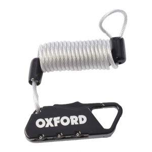 CABLE SPIRAL A CODE POCKET LOCK - 9.90€