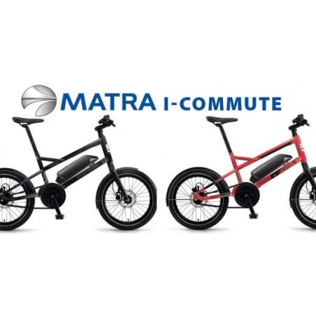 VÉLO ÉLECTRIQUE MODÈLE MATRA I-Commute Compact 2699€