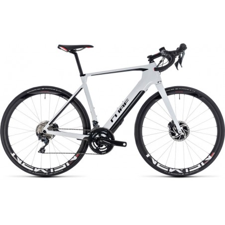 Vélo à assistance électrique : CUBE AGREE HYBRID C:62 SL DISC - 5199€