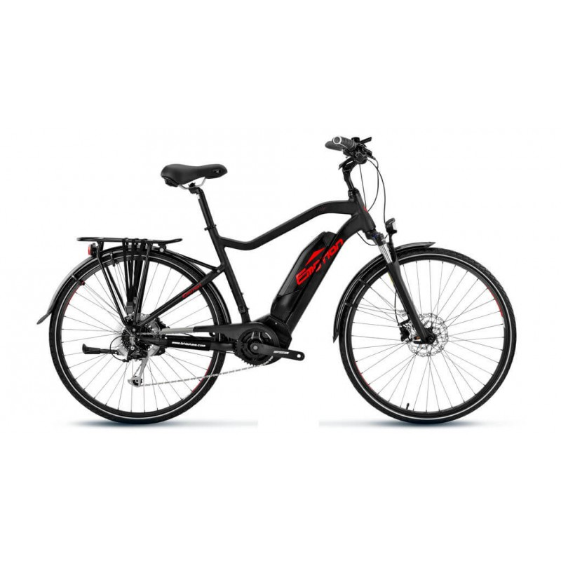 VTC ELECTRIQUE MODELE : BH REBEL CITY LITE - 2399,90€