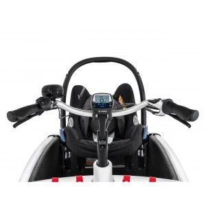 BIPORTEUR URBAN ARROW FAMILY BOSCH ACTIVE - 3990 €