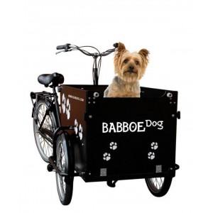 TRIPORTEUR ELECTRIQUE : Modèle BABBOE DOG - 2399€