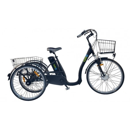TRICYCLE ÉLECTRIQUE MODÈLE : CYCLO2 COMFORT 26 - 2190€