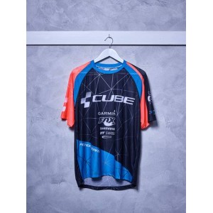 CUBE ACTION TEAM - MAILLOT COL ROND