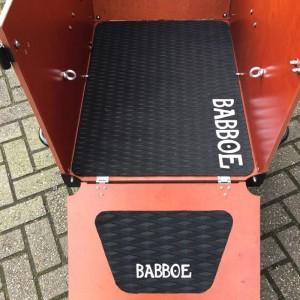 TAPIS ANTIDÉRAPANT DU SOL ET RAMPE BABBOE DOG - 54,90€