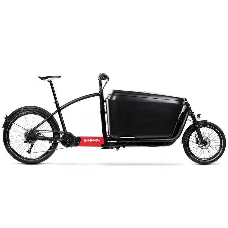 Douze Cycles G4e Messenger batterie colonne direction - 4799 €