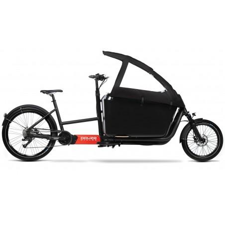 VELO À ASSISTANCE ELECTRIQUE DOUZE CYCLES G4e TRAVELLER BATTERIE CAISSE - 4799 €