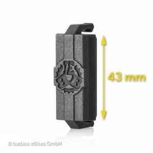Couvercle boîtier Typ3.3 43 mm - 7,90 €