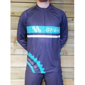 Maillot VTT Citibike Descente/Freeride/BMX - 39,90€