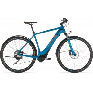 Cube Cross Hybrid Race 500 Allroad - 2999 €