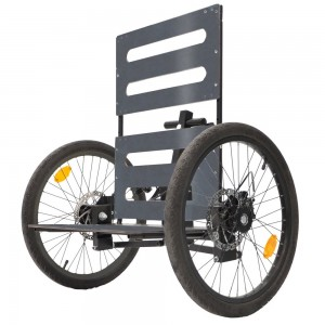 Solution transport enfant Addbike - 1050€