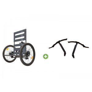 Solution transport personnalisé Addbike - 850€