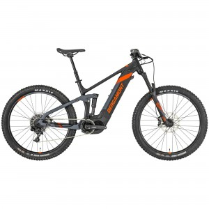 Bergamont E MTB Fullsuspension E Trailster Pro 27 - 4599 €
