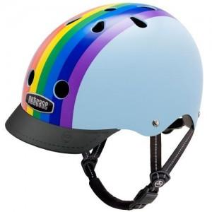Casque Nutcase Street Rainbow Sky - 79,90€