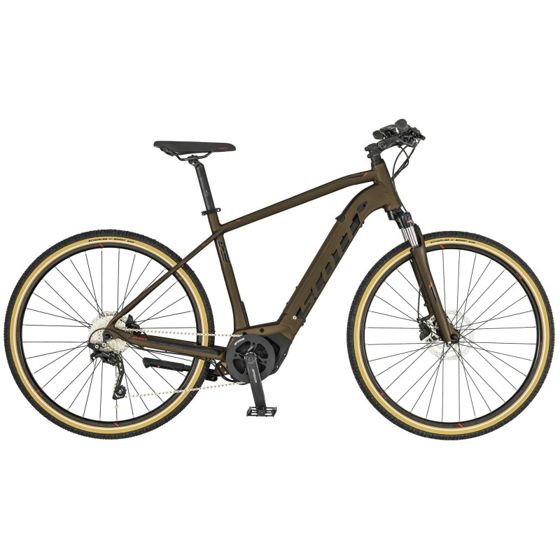 Scott Sub Cross eRide 20 Men - 2599 €