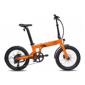 EOVOLT CONFORT orange - vélo électrique pliant