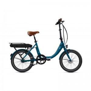 Vélo pliant électrique modèle : PEPS ON7 O2FEEL - 1399 €
