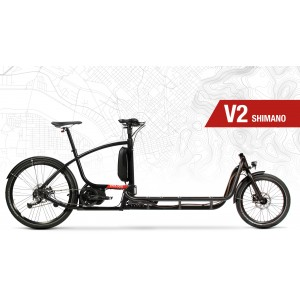 DOUZE CYCLES V2 TRAVELLER SHIMANO