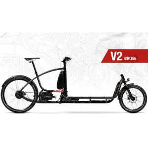 DOUZE CYCLES V2 TRAVELLER BROSE