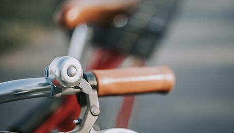 Sonnette vélo