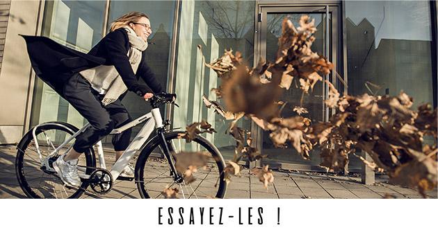 Testez votre vélo