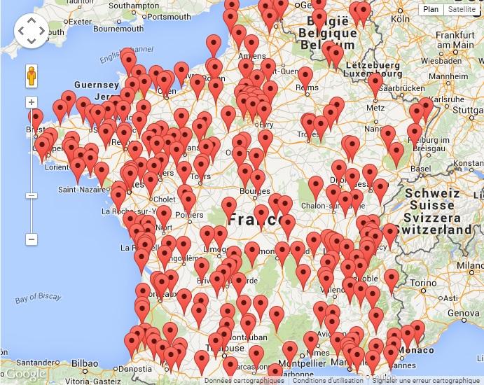 SAV partout en France