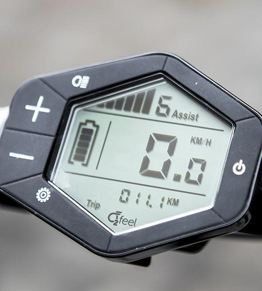 Ecran LCD O2FEEL N7C