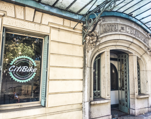 Citibike Bourg-En-Bresse